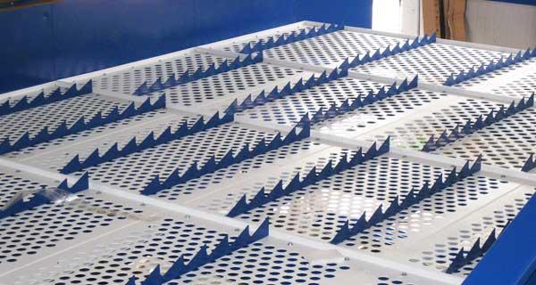 IMT Ballistic Separator Deck