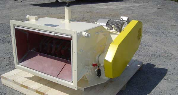 KMH Glass Crusher