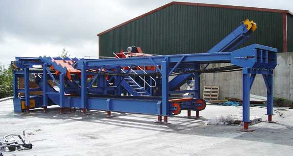 KMH Log Handling Equipment