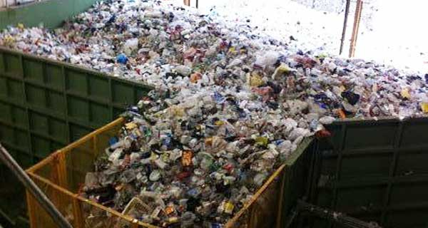 KMH Plastic Bottle & Metal Cans Separation Facility