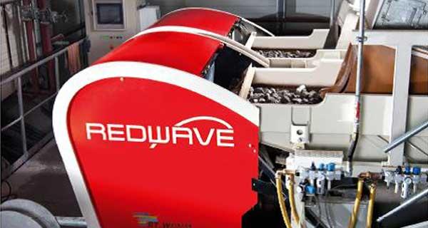 Redwave Optical Sorter