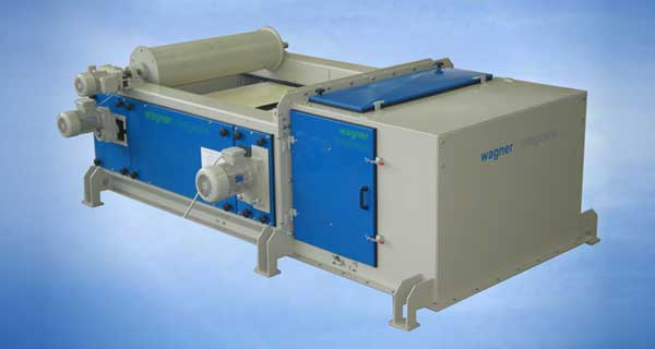 Wagner Magnete Eddy Current Separator with Drum Magnet